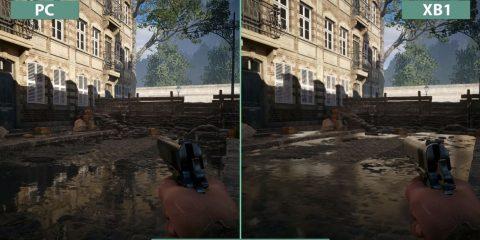 Battlefield 1 PC Vs Xbox One Graphics Comprasion