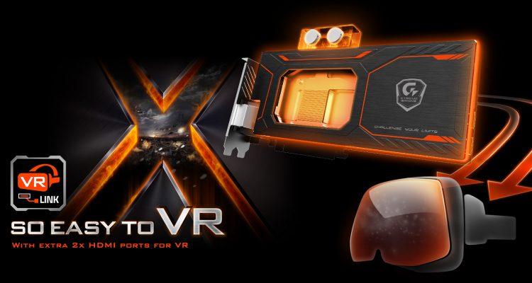 GeForce GTX 1080 Xtreme Gaming Waterforce WB