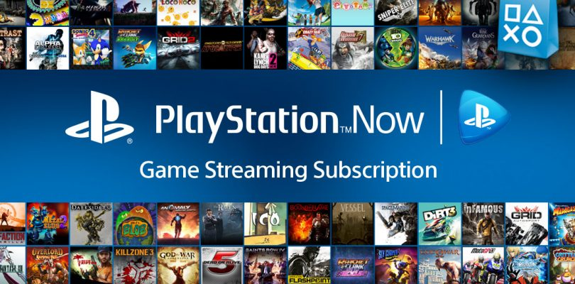playstation now, playstation 4 games accessible