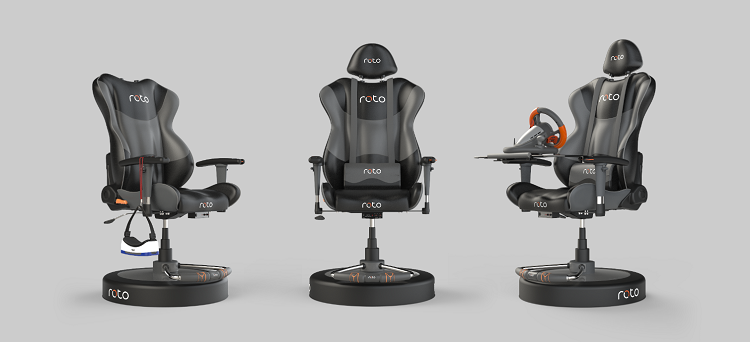 Roto VR Gaming Chair