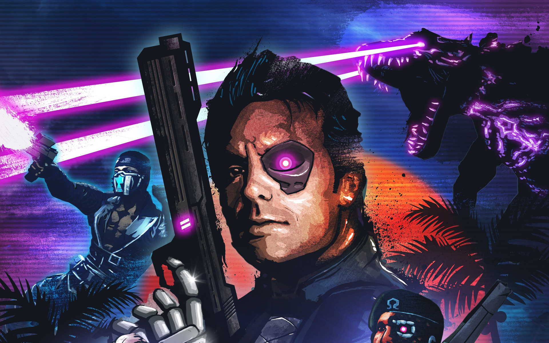 Far Cry 3 Blood Dragon Is Free For This Month
