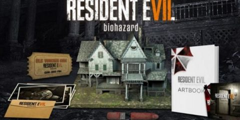 resident evil 7collectors edition