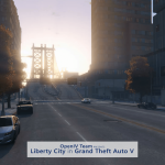 Grand Theft Auto V Liberty City Mod
