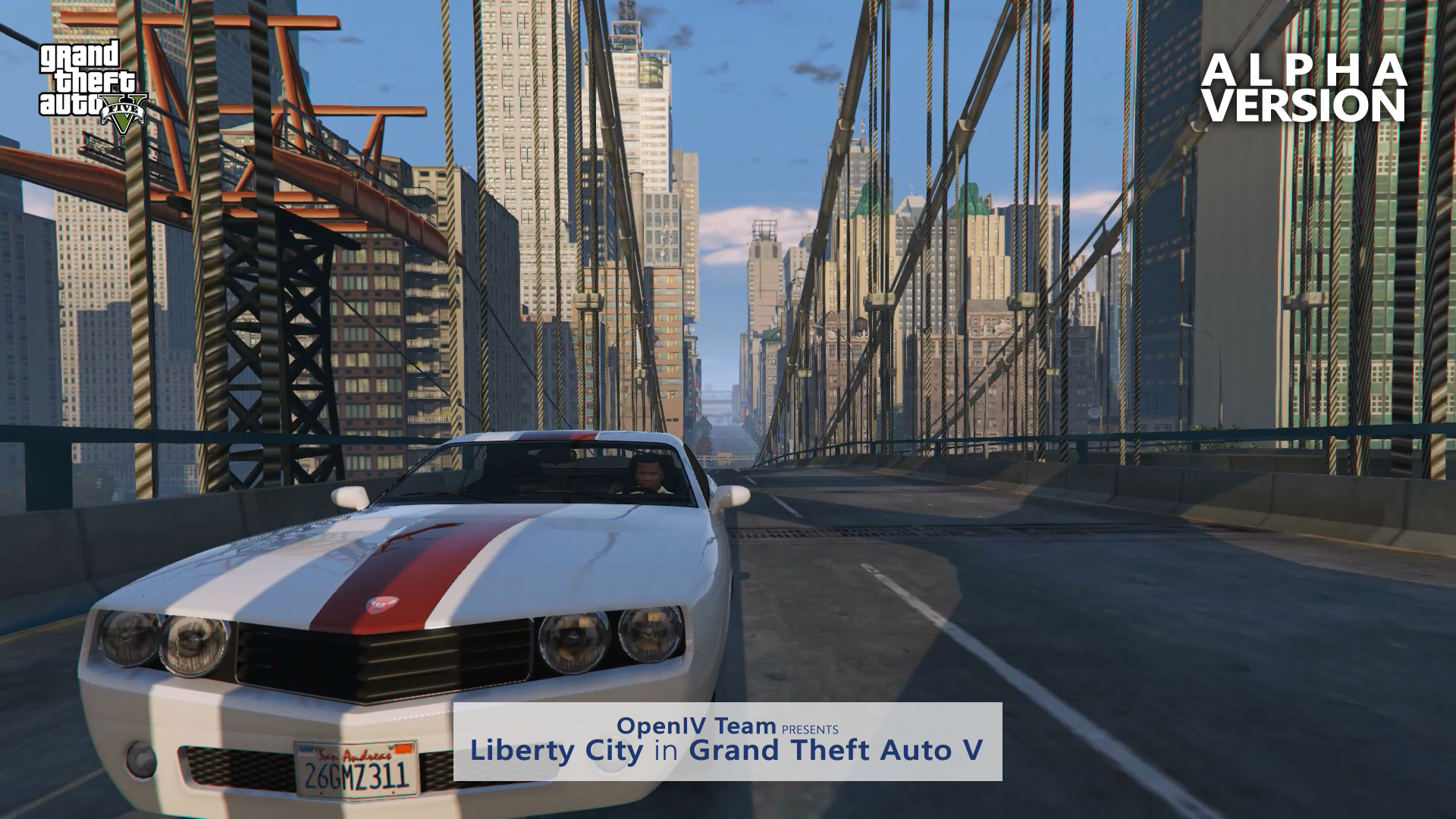 Grand Theft Auto V Liberty City Mod First Screenshots