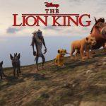 Lion King GTA V