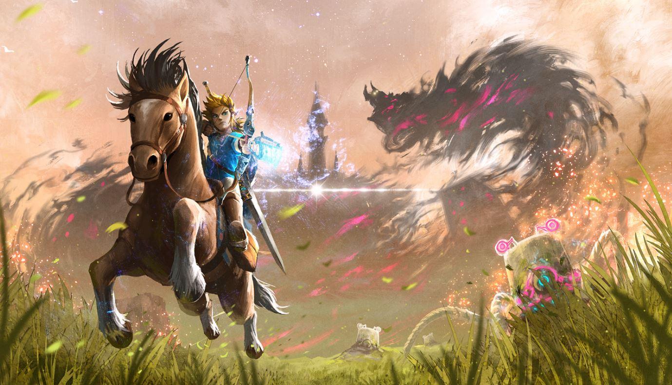 PC Users Can Enjoy Zelda: Breath of the Wild Via CEMU Emulator