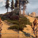 Horizon Zero Dawn on PS4 Vs PS4 Pro