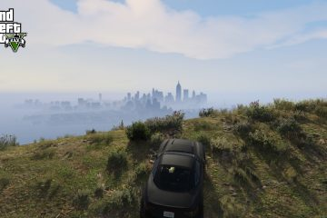 Liberty City in GTA V