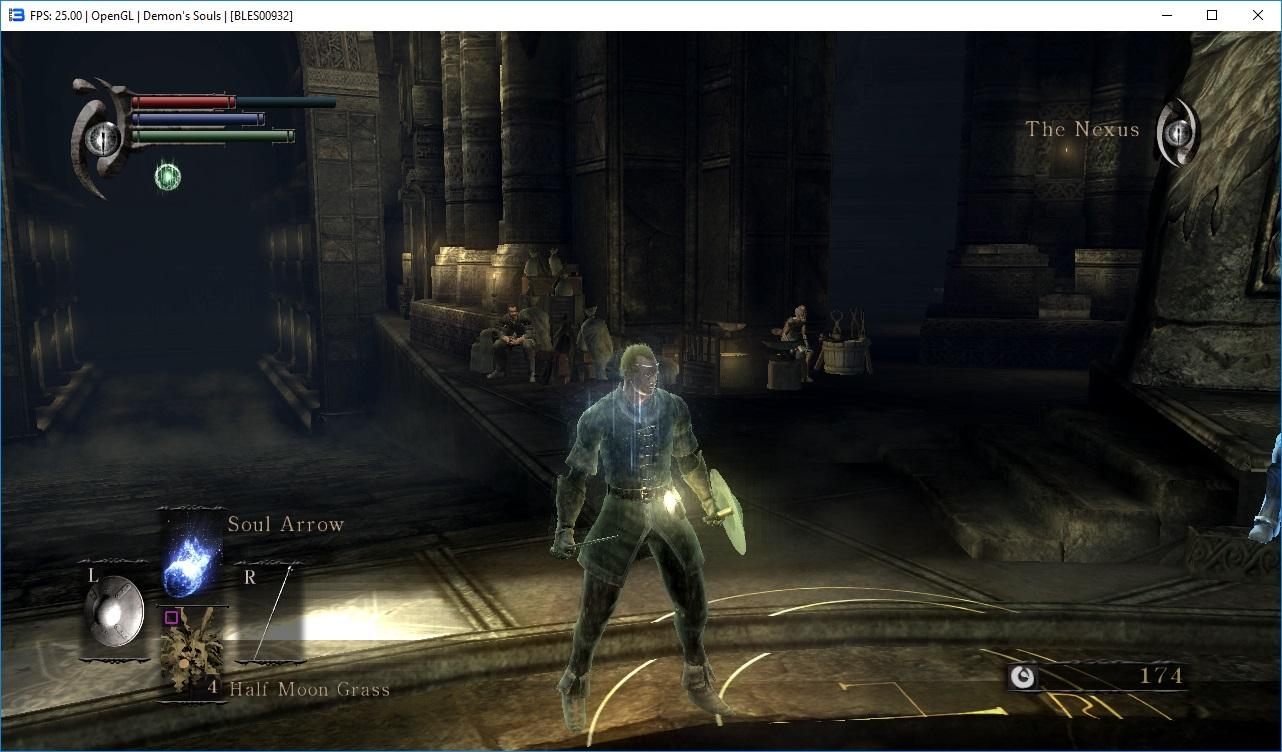 RPCS3 Can Now Play Demon's Souls - Gameplay Screenshots & Videos