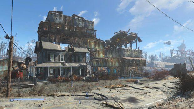 fallout 4 boathouse
