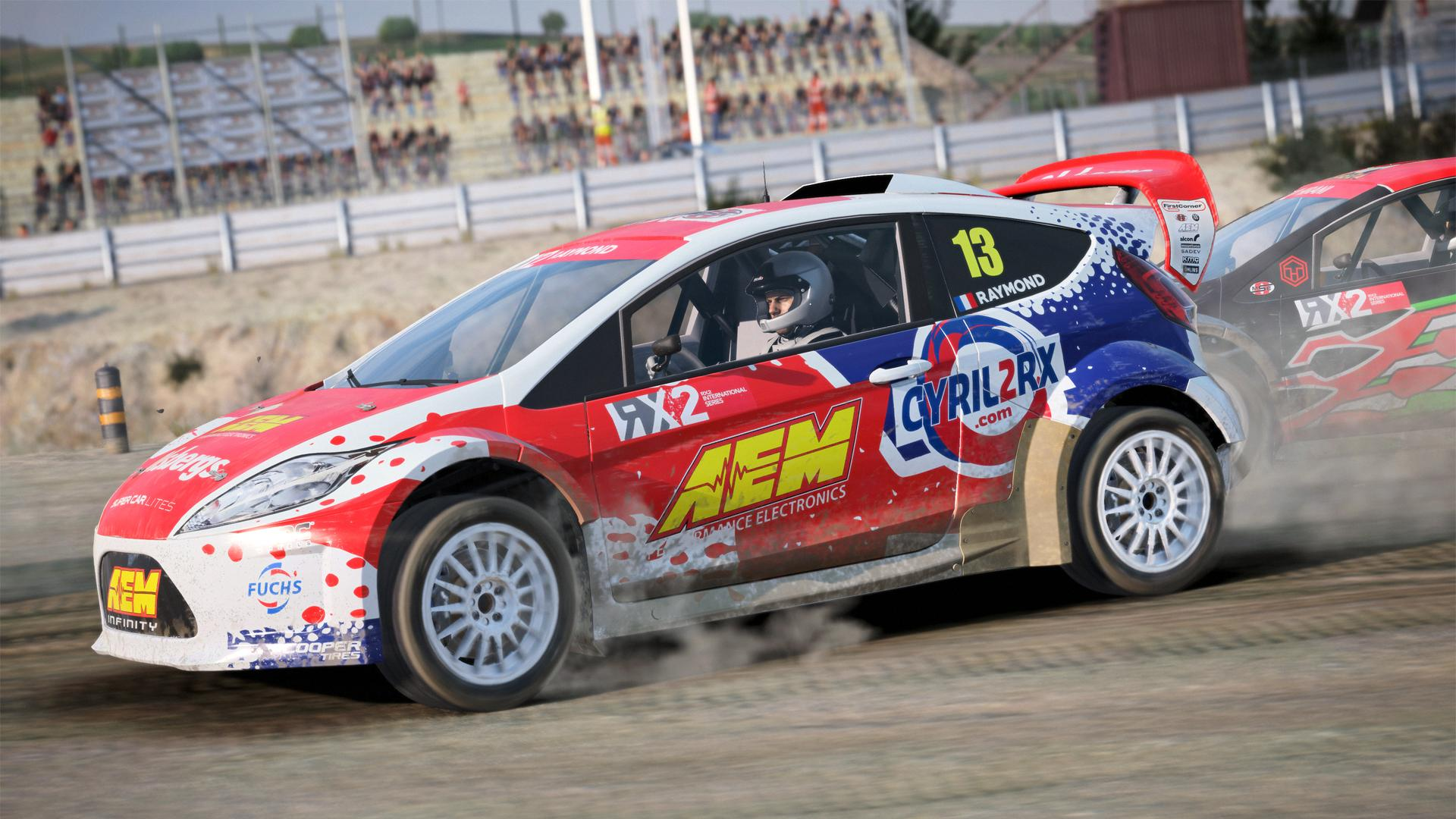 dirt 4 new screenshots and gameplay trailer 39 world rallycross 39. Black Bedroom Furniture Sets. Home Design Ideas