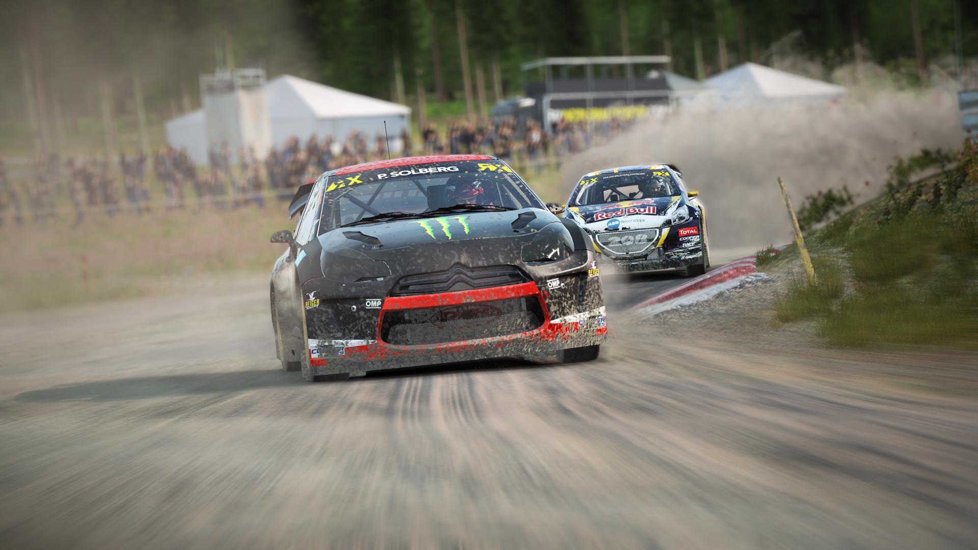 dirt 4 new screenshots and gameplay trailer 39 world rallycross 39. Black Bedroom Furniture Sets. Home Design Ideas