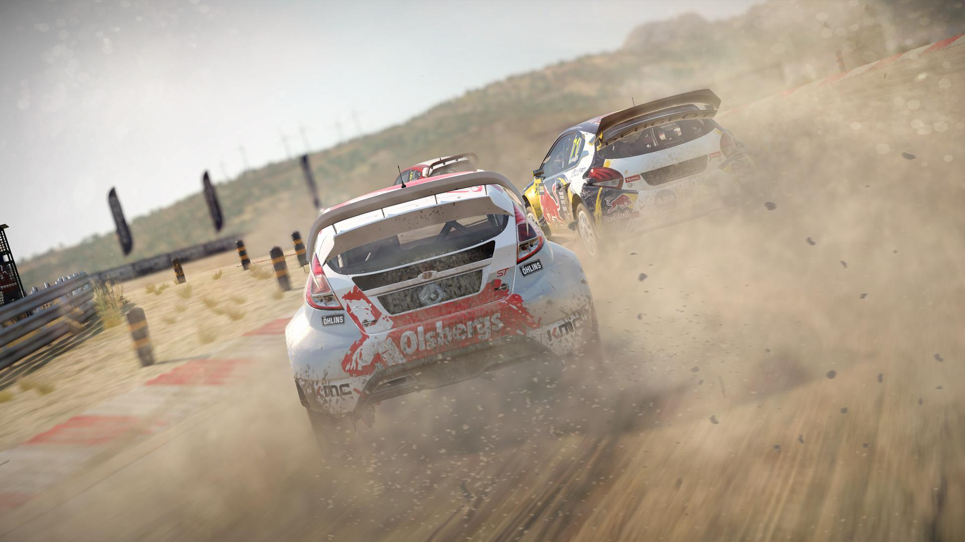 Dirt 4 New Screenshots And Gameplay Trailer World