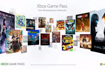 xbox game pass launched