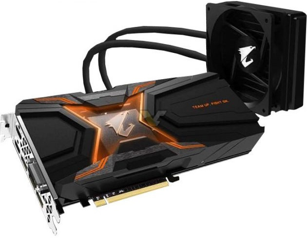 GeForce GTX 1080 Ti WaterForce Xtreme