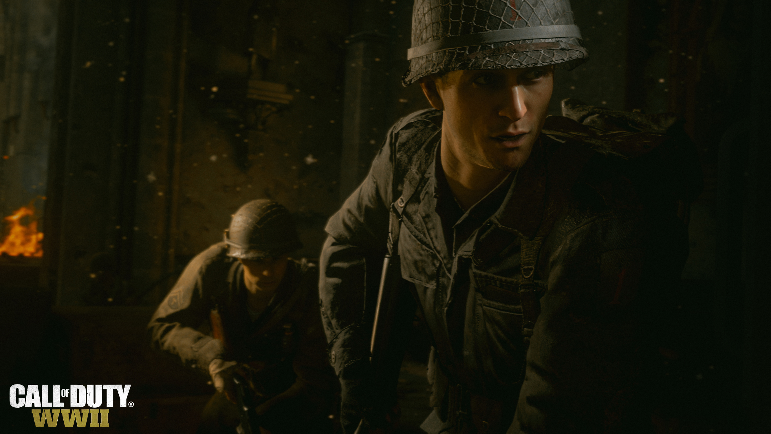 Call Of Duty Wwii New Screenshots Trailer And Multiplayer Gameplay