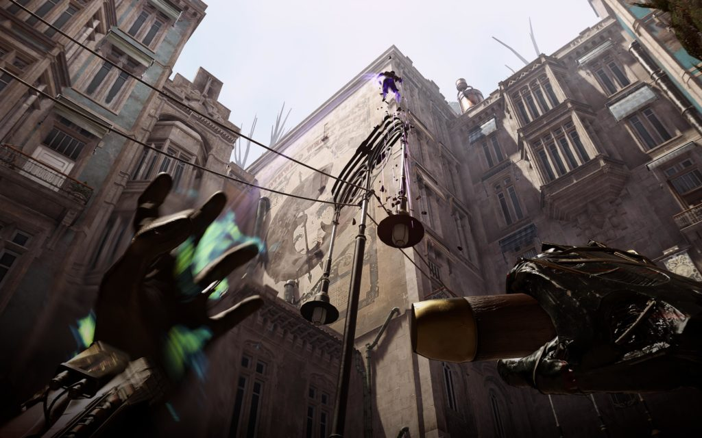 Dishonored: Death of The Outisder