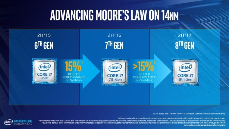 Intel 8th Gen Coffee Lake-S