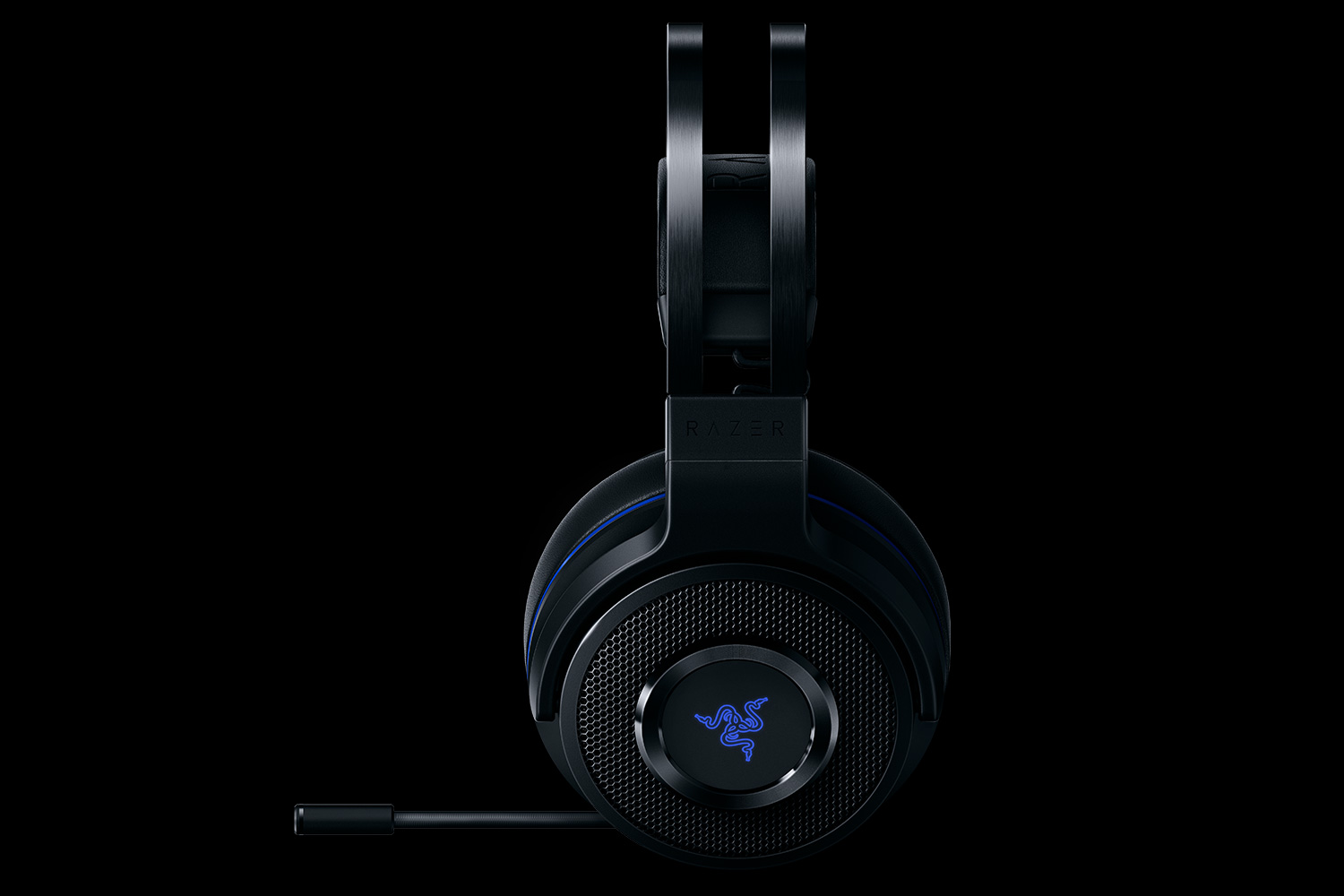 razer thresher ultimate wireless gaming headset for pc ps4 and xbox one. Black Bedroom Furniture Sets. Home Design Ideas