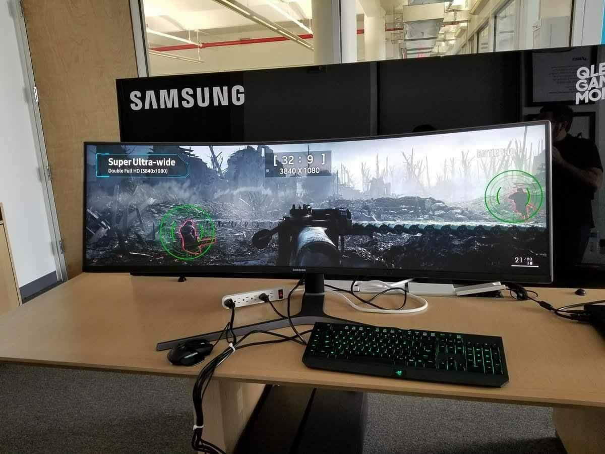 Samsung S49HG90