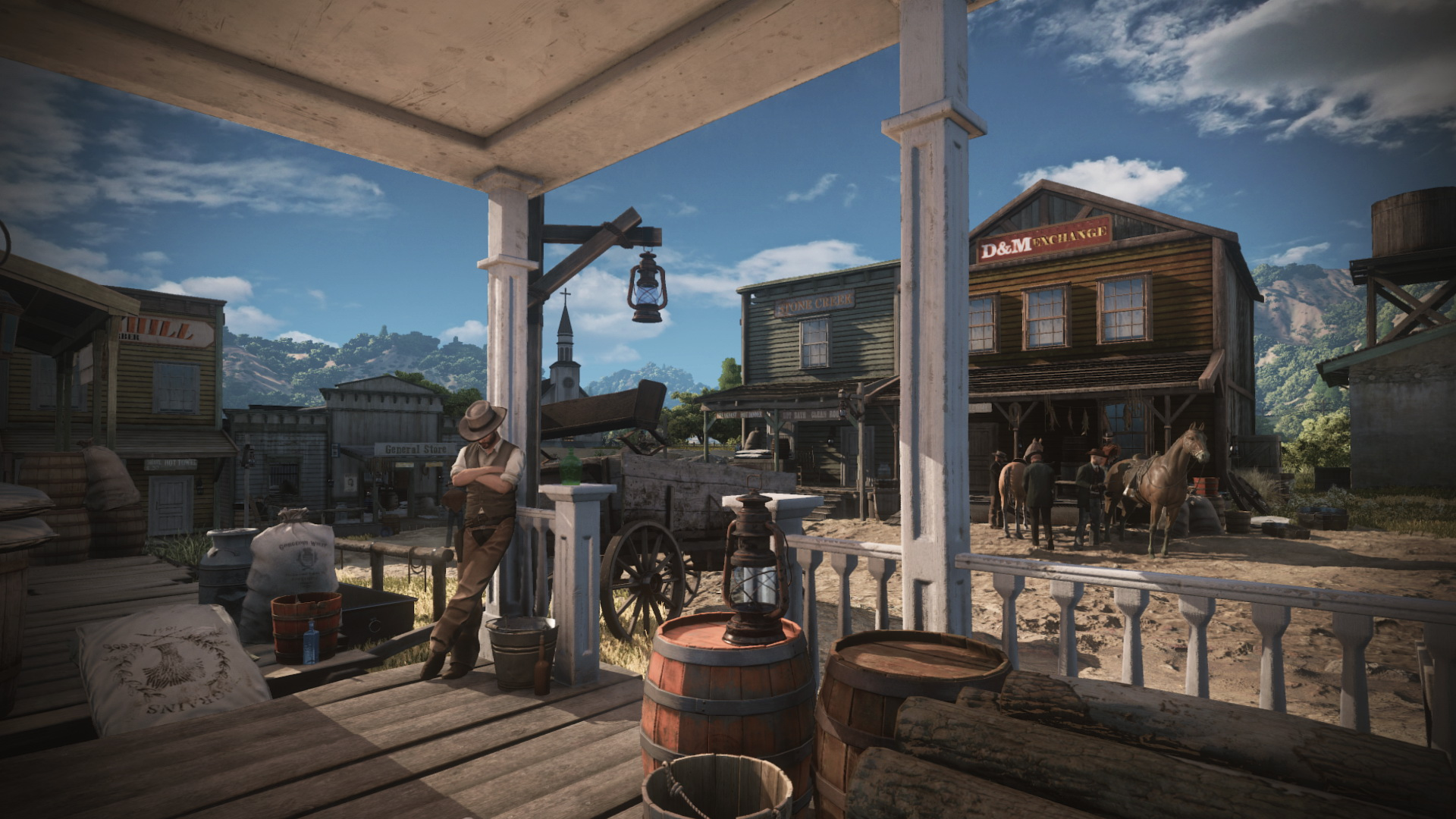 Wild West Online Coming To PC In December - System