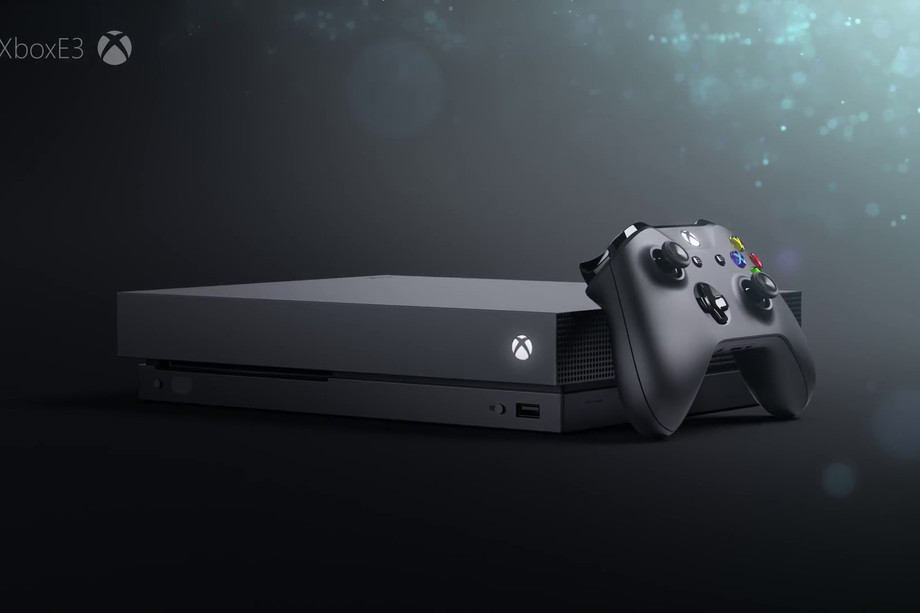 Xbox One X