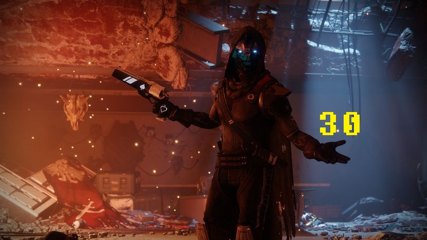 Destiny 2 capped at 30 FPS on the Xbox One X