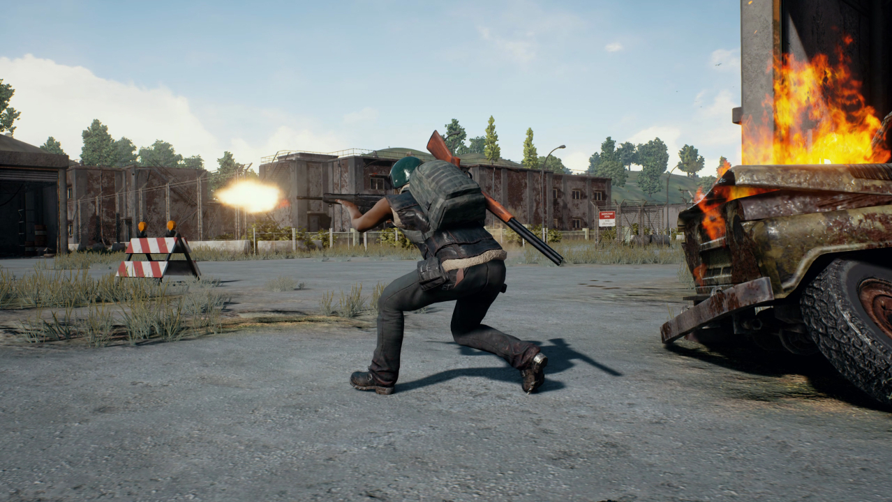 Playerunknown S Battlegrounds Wallpaper M4: Playerunknown's Battlegrounds Beat CS: GO In The Number Of