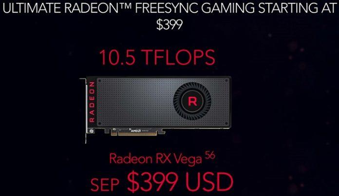 Radeon RX Vega 56
