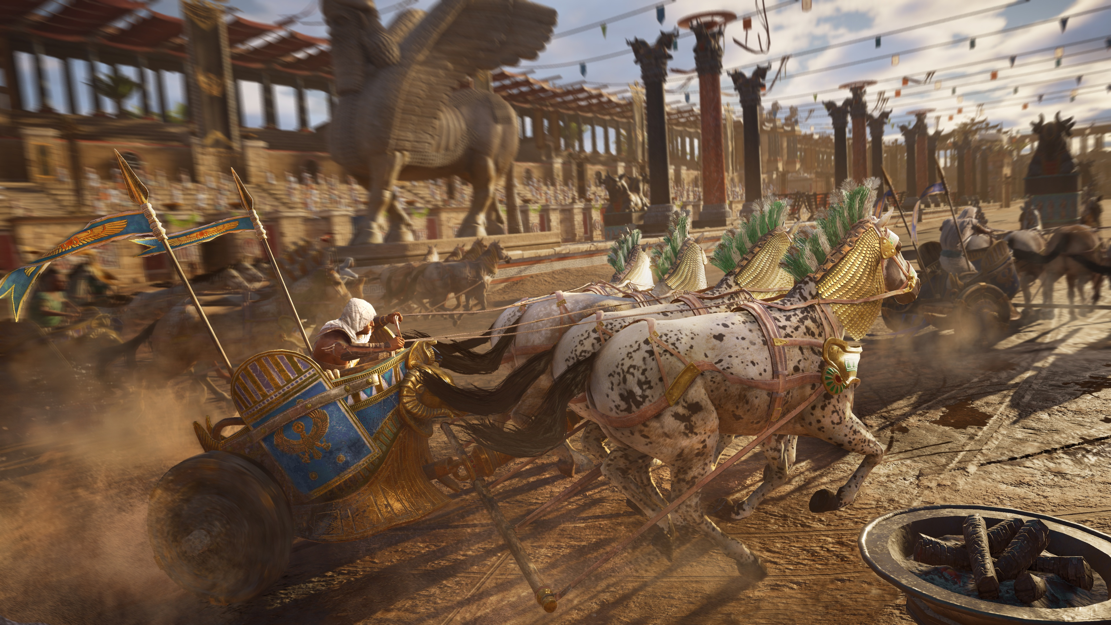 Assassin S Creed Origins New Screenshots And Trailer