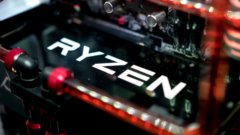 AMD Ryzen 2 AMD X570
