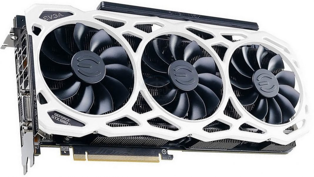 GeForce GTX 1080 Ti FTW3 ELITE