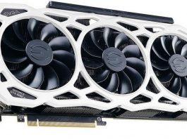 GeForce GTX 1080 Ti FTW3 ELITE