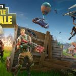Fortnite Mobile Battle Royale