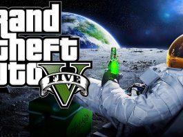 Grand Theft Auto Space