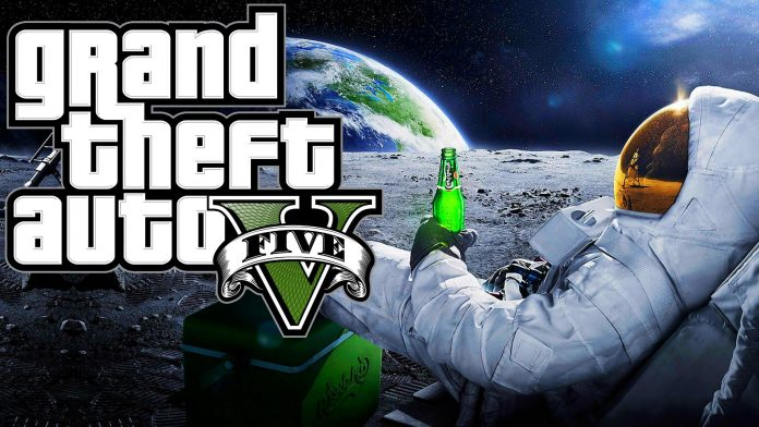 You can now download the Grand Theft Auto Space (MOD) On PC