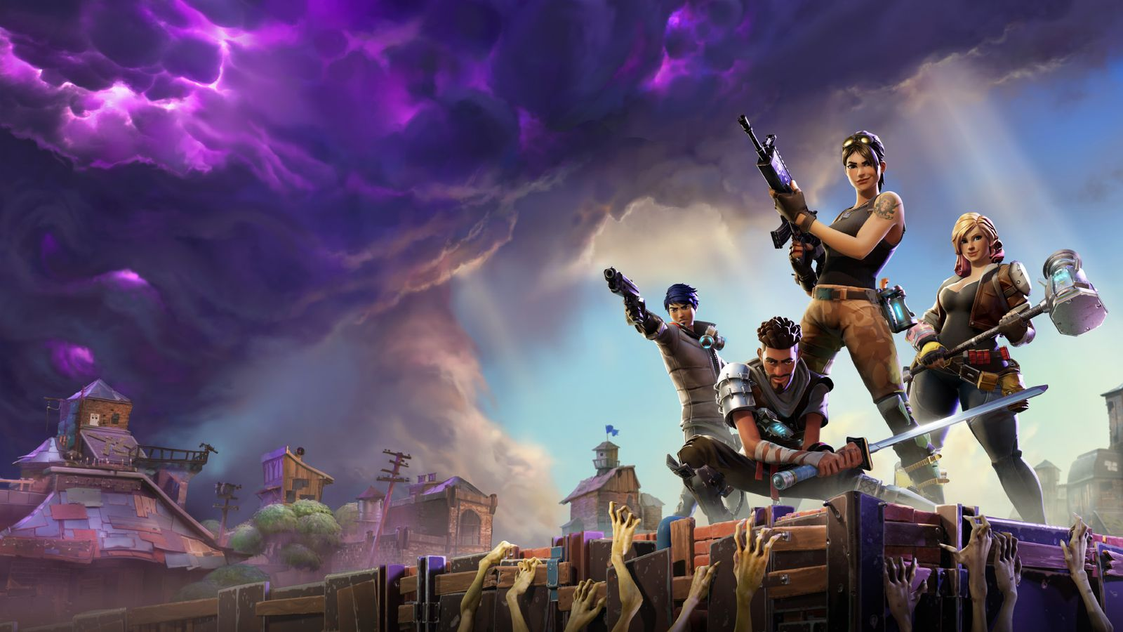Fortnite How To Play Cross Platform Xbox Fortnite Gets Cross Platform Play Between Ps4 And Xbox One Reports
