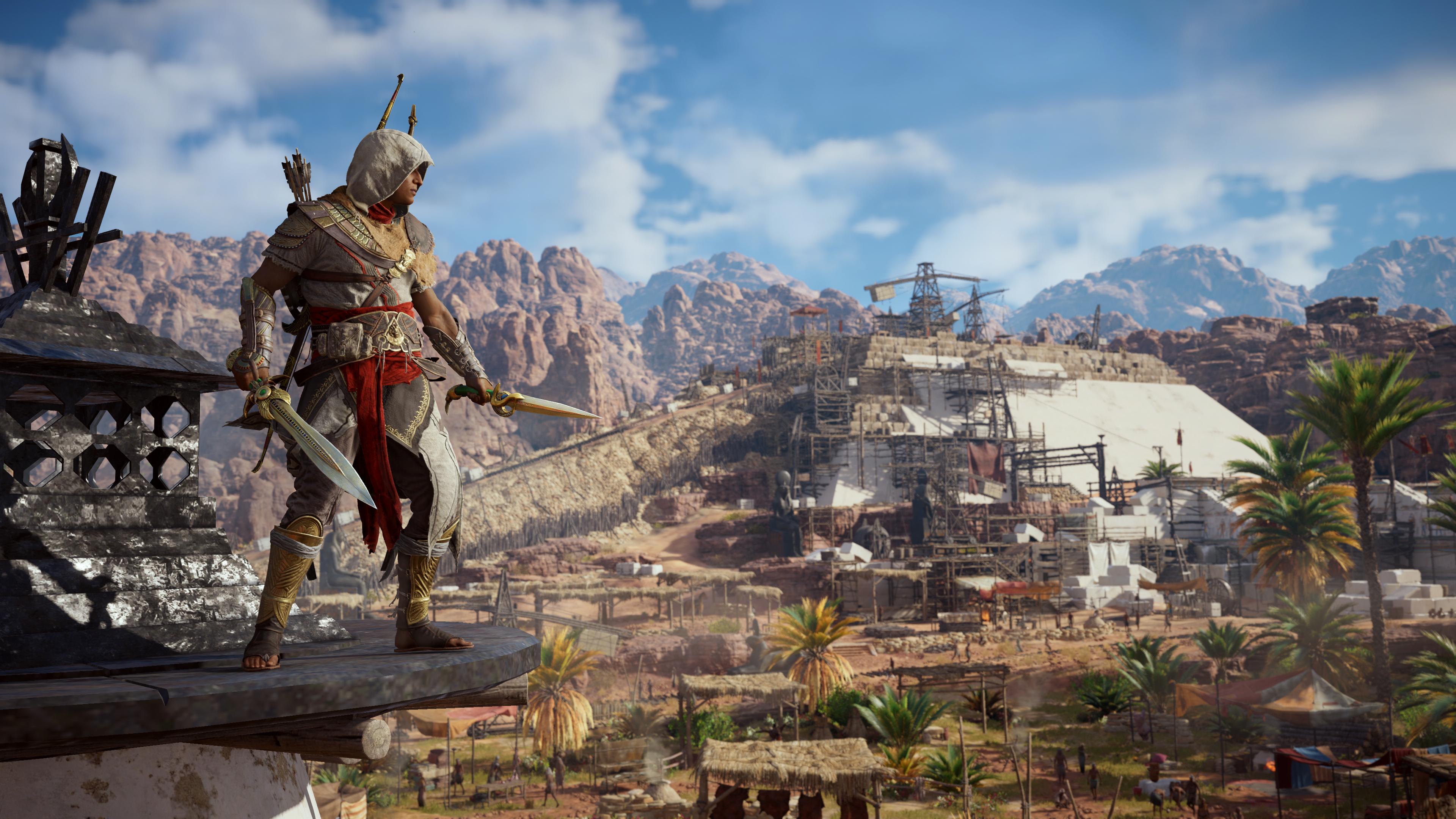 Assassin S Creed Origins Launch Trailer