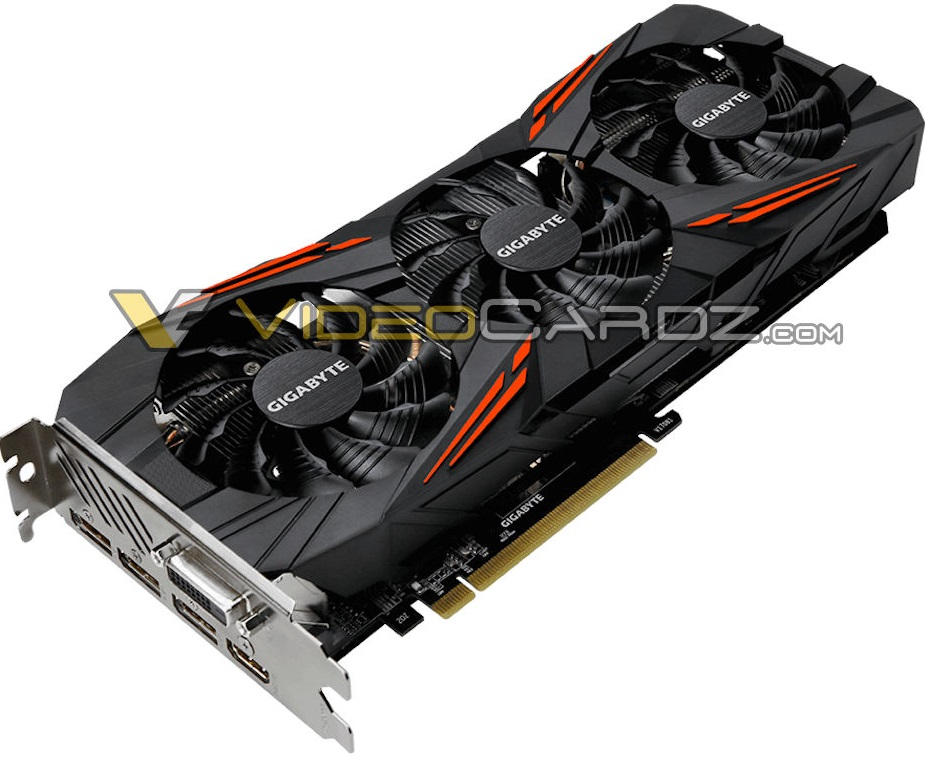 Gigabyte GeForce GTX 1070 Ti G1