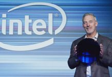 Intel 10nm NAND flash memory