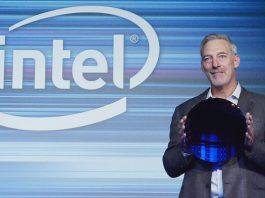 Intel 10nm NAND flash memory