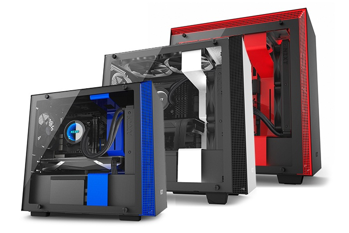 NZXT H700i, H400i and H200i
