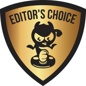 Tech4Gamers Editor's Choice Award