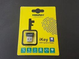 Kingmax iKey USB Fingerprint Reader Review