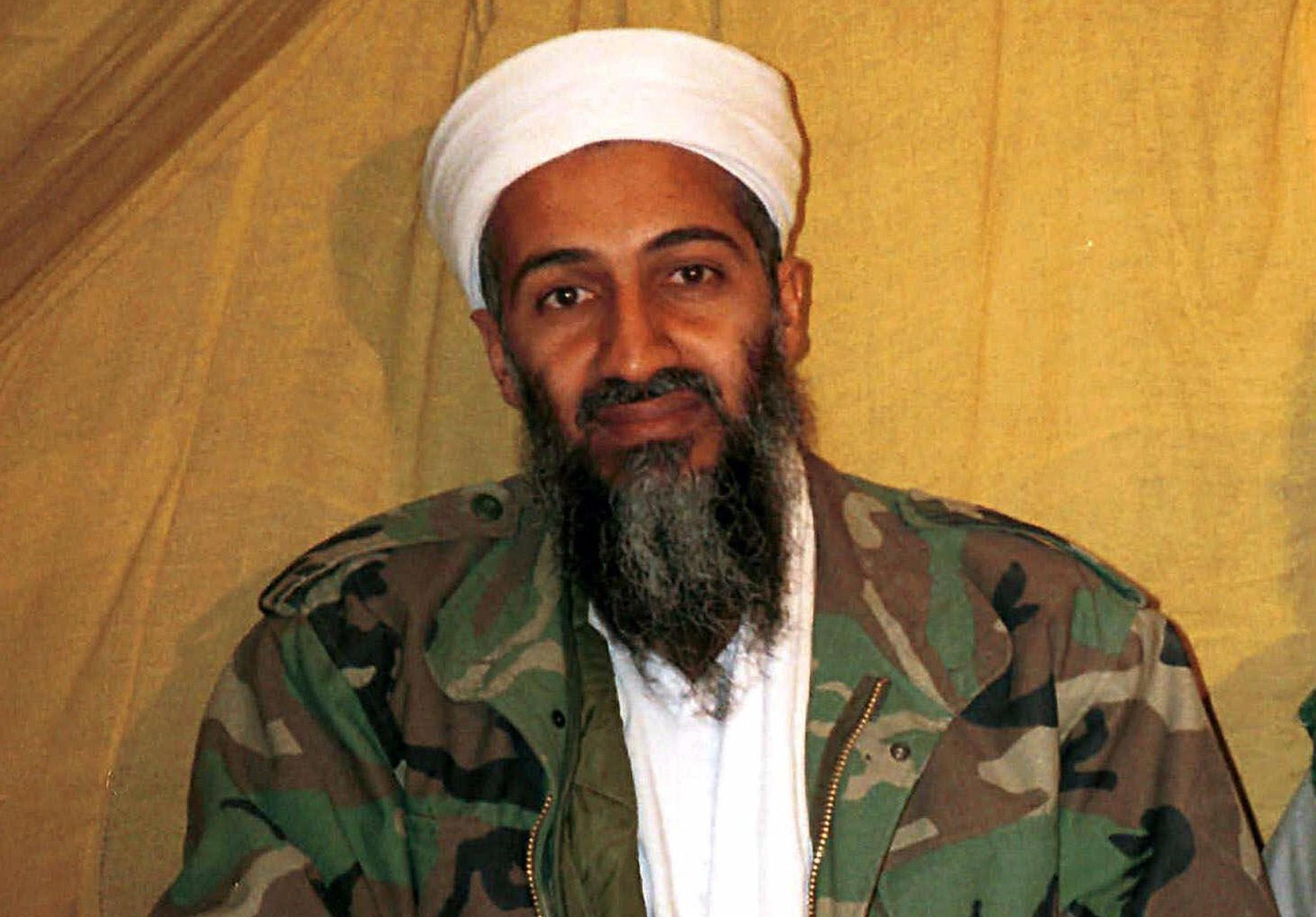 The CIA publishes Steam account data of Osama Bin Laden
