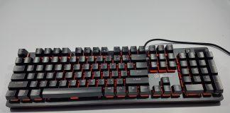 Tt eSPORTS Challenger EDGE Pro RGB Gaming Keyboard