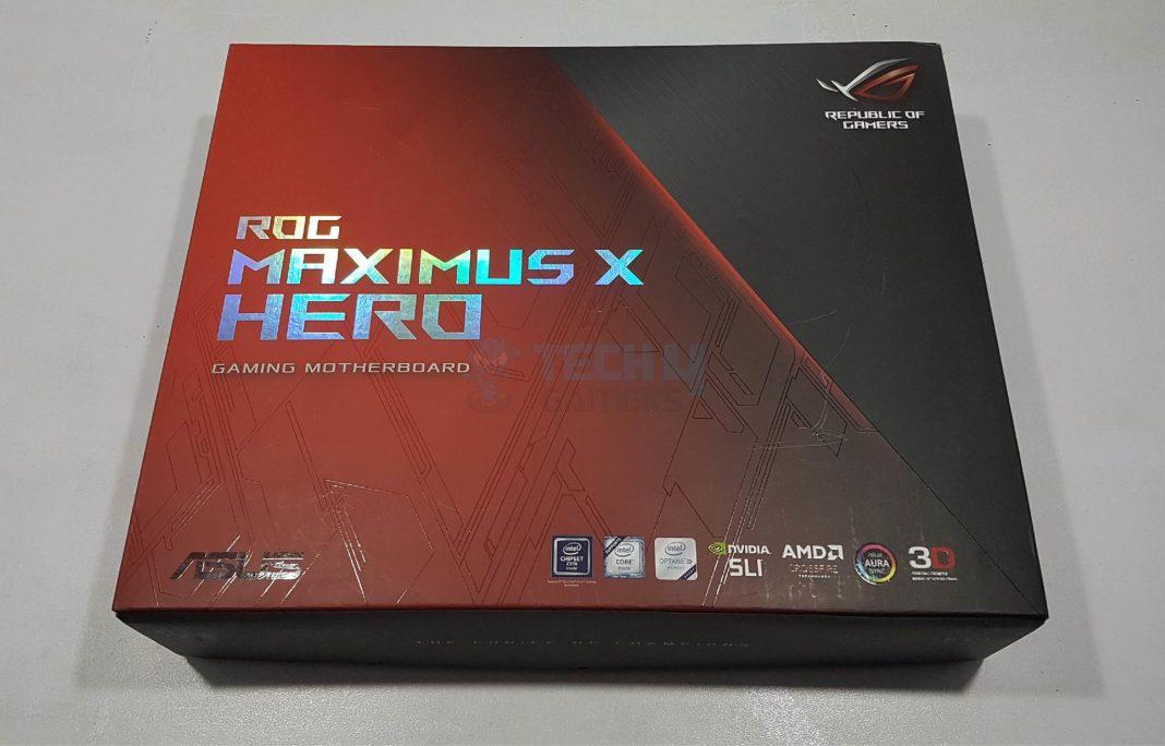 Asus ROG Maximus X Hero