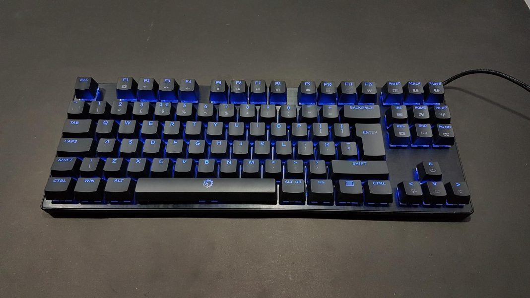 Tyrfing V2 87/88-Key RGB Tenkeyless