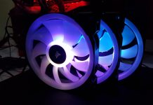 Corsair LL120 RGB LED Fans