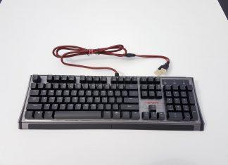 Viper V760 RGB Mechanical Gaming Keyboard
